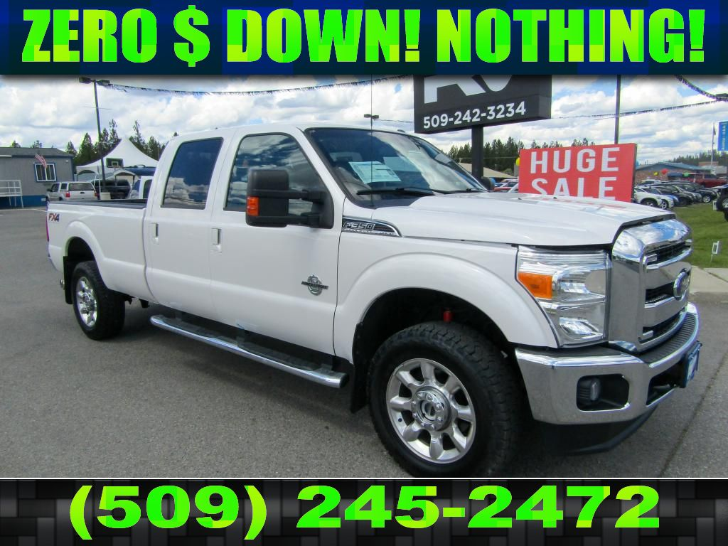 2016 Ford F350 >> Pre Owned 2016 Ford F 350 Super Duty Fx4 Lariat 6 7l V8 Diesel Truck 4wd