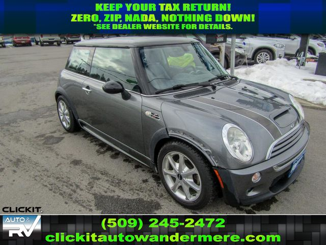Pre Owned 2004 Mini Cooper S 1 6l Front Wheel Drive Hatchback
