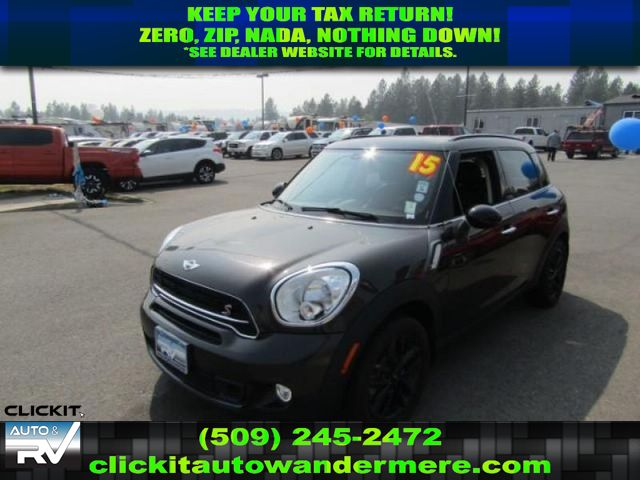 Pre Owned 2015 Mini Cooper Countryman S 16l Front Wheel Drive